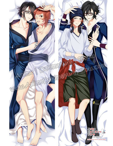 New-Saruhiko-Fushimi-and-Misaki-Yata--K-Project-Male-Anime-Dakimakura-Japanese-Hugging-Body-Pillow-Cover-ADP71018