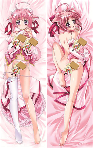 New Dog Days Anime Dakimakura Japanese Pillow Cover DD8 - Anime Dakimakura Pillow Shop | Fast, Free Shipping, Dakimakura Pillow & Cover shop, pillow For sale, Dakimakura Japan Store, Buy Custom Hugging Pillow Cover - 1