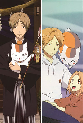 New  Natsume Yuujinchou Anime Dakimakura Japanese Pillow Cover ContestTwentySix4 Male - Anime Dakimakura Pillow Shop | Fast, Free Shipping, Dakimakura Pillow & Cover shop, pillow For sale, Dakimakura Japan Store, Buy Custom Hugging Pillow Cover - 1