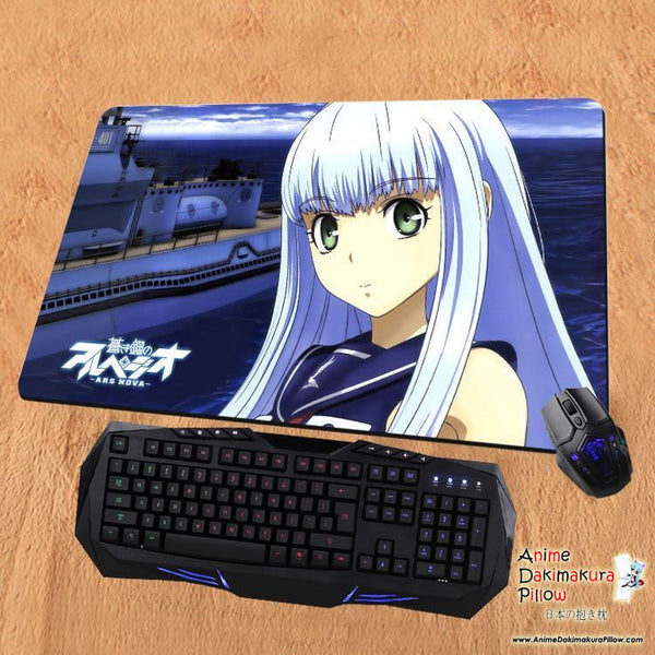 New Arpeggio of Blue Steel Anime Gaming Playmat Multipurpose Mousepad PM74