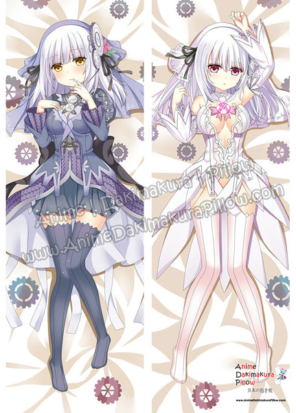 New Ryu Zu - Clickwork Planet Anime Dakimakura Japanese Hugging Body Pillow Cover ADP-75055