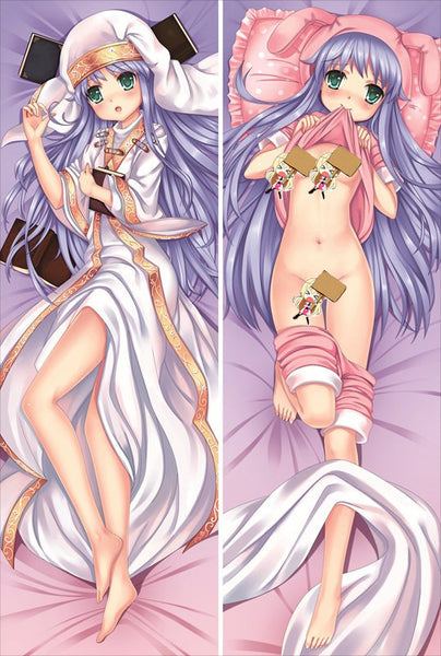 New Toaru Majutsu no Index Anime Dakimakura Japanese Pillow Cover TM4