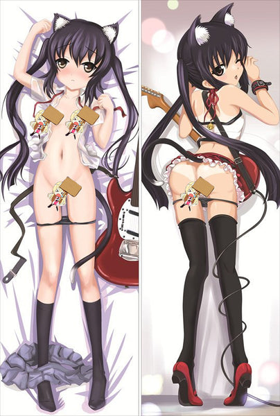 New K-On! Anime Dakimakura Japanese Pillow Cover KON65 - Anime Dakimakura Pillow Shop | Fast, Free Shipping, Dakimakura Pillow & Cover shop, pillow For sale, Dakimakura Japan Store, Buy Custom Hugging Pillow Cover - 1