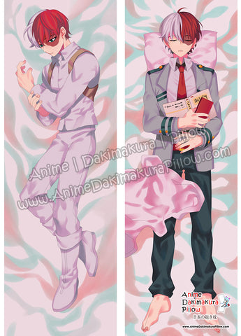New Shoto Todoroki - Boku no Hero Academia Anime Dakimakura Japanese Hugging Body Pillow Cover ADP76038
