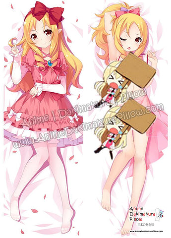 New Yamada Elf - Eromanga Sensei Anime Dakimakura Japanese Hugging Body Pillow Cover ADP76062
