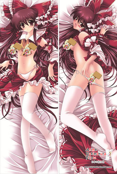 New Touhou Project Anime Dakimakura Japanese Pillow Cover TP81