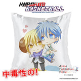 New Kuroko no Basket 40x40cm Square Anime Dakimakura Waifu Throw Pillow Cover GZFONG76 - Anime Dakimakura Pillow Shop | Fast, Free Shipping, Dakimakura Pillow & Cover shop, pillow For sale, Dakimakura Japan Store, Buy Custom Hugging Pillow Cover - 1