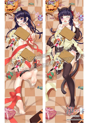 New Ruri Gokou - Oreimo Anime Dakimakura Japanese Hugging Body Pillow Cover ADP77010