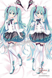 New Hatsune Miku - Vocaloid Anime Dakimakura Japanese Hugging Body Pillow Cover ADP77032