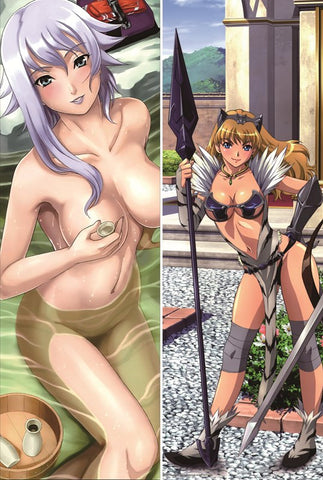 New Queen's Blade Anime Dakimakura Japanese Pillow Cover QB14 - Anime Dakimakura Pillow Shop | Fast, Free Shipping, Dakimakura Pillow & Cover shop, pillow For sale, Dakimakura Japan Store, Buy Custom Hugging Pillow Cover - 1