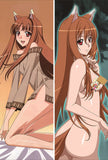 New Spice and Wolf Anime Dakimakura Japanese Pillow Cover SW10 - Anime Dakimakura Pillow Shop | Fast, Free Shipping, Dakimakura Pillow & Cover shop, pillow For sale, Dakimakura Japan Store, Buy Custom Hugging Pillow Cover - 1