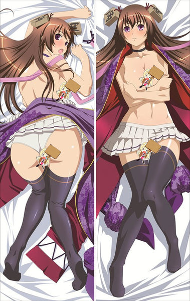 New Hyakka Samurai Girls Anime Dakimakura Japanese Pillow Cover SAMG4 - Anime Dakimakura Pillow Shop | Fast, Free Shipping, Dakimakura Pillow & Cover shop, pillow For sale, Dakimakura Japan Store, Buy Custom Hugging Pillow Cover - 1