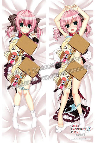 New-Pink-Twintails-Anime-Dakimakura-Japanese-Hugging-Body-Pillow-Cover-ADP78031
