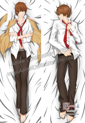 New-Yagami-Light--Death-Note-Male-Anime-Dakimakura-Japanese-Hugging-Body-Pillow-Cover-ADP78102