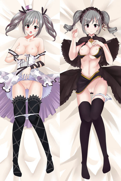 New  Idolmaster Cinderella Girls - Ranko Kanzaki Anime Dakimakura Japanese Pillow Cover ContestThirtyFive10 - Anime Dakimakura Pillow Shop | Fast, Free Shipping, Dakimakura Pillow & Cover shop, pillow For sale, Dakimakura Japan Store, Buy Custom Hugging Pillow Cover - 1