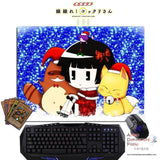 New Gugure Kokkuri San Anime Gaming Mouse Pad Deluxe Multipurpose Playmat GZFONG-P07 - Anime Dakimakura Pillow Shop | Fast, Free Shipping, Dakimakura Pillow & Cover shop, pillow For sale, Dakimakura Japan Store, Buy Custom Hugging Pillow Cover - 1