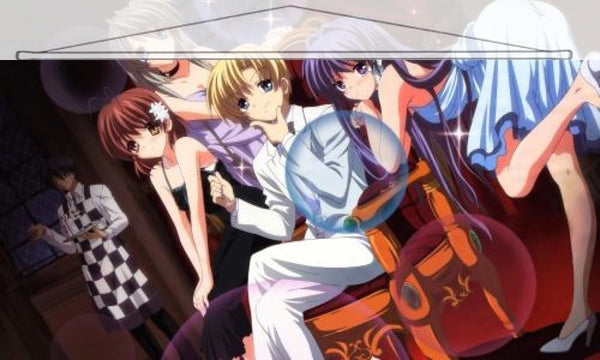 Clannad Japanese Anime Wall Scroll Poster and Banner 7 - Anime Dakimakura Pillow Shop | Fast, Free Shipping, Dakimakura Pillow & Cover shop, pillow For sale, Dakimakura Japan Store, Buy Custom Hugging Pillow Cover - 1