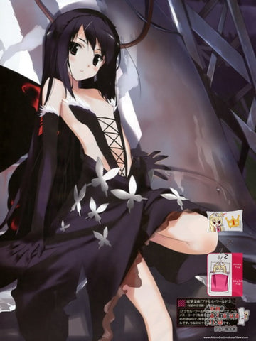 New Accel World Japanese Anime Bed Sheet or Duvet Cover Blanket 7