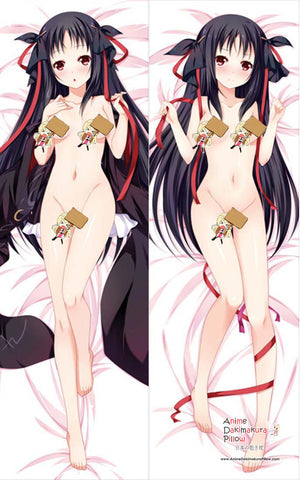 New Unbreakable Machine-Doll Yaya  Anime Dakimakura Japanese Pillow Cover MGF 8007 - Anime Dakimakura Pillow Shop | Fast, Free Shipping, Dakimakura Pillow & Cover shop, pillow For sale, Dakimakura Japan Store, Buy Custom Hugging Pillow Cover - 1