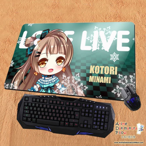 New Love Live Anime Gaming Playmat Multipurpose Mousepad PM80