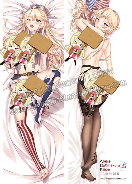 New-Iowa-Kantai-Collection-Anime-Dakimakura-Japanese-Hugging-Body-Pillow-Cover-ADP81015