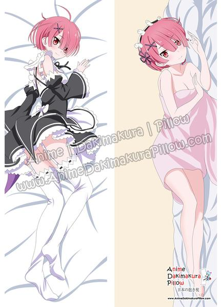 New-Ram-Re-Zero-Anime-Dakimakura-Japanese-Hugging-Body-Pillow-Cover-ADP81061