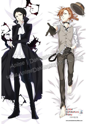 New-Ryunosuke-Akutagawa-and-Chuuya-Nakahara-Bungou-Stray-Dogs-Male-Anime-Dakimakura-Japanese-Hugging-Body-Pillow-Cover-ADP811062