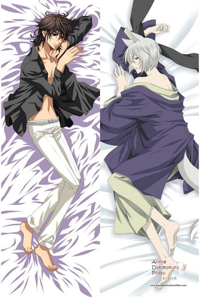 New Vampire Knight Kaname Male Anime Dakimakura Japanese Pillow Cover MGF 8139