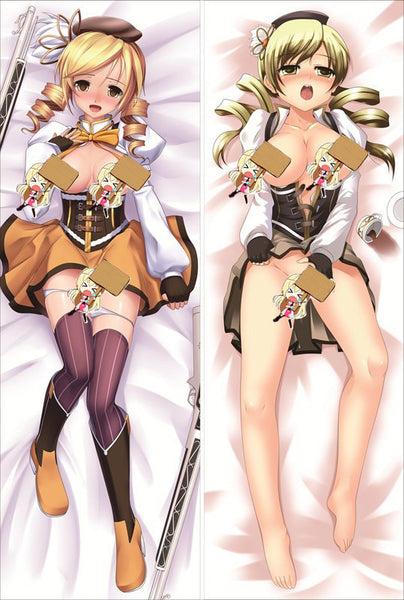 New Puella Magi Madoka Magica Anime Dakimakura Japanese Pillow Cover PMMM10 - Anime Dakimakura Pillow Shop | Fast, Free Shipping, Dakimakura Pillow & Cover shop, pillow For sale, Dakimakura Japan Store, Buy Custom Hugging Pillow Cover - 1