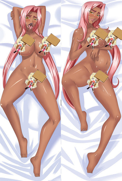 New Taimanin Asagi Anime Dakimakura Japanese Pillow Cover ContestFortyNine8 - Anime Dakimakura Pillow Shop | Fast, Free Shipping, Dakimakura Pillow & Cover shop, pillow For sale, Dakimakura Japan Store, Buy Custom Hugging Pillow Cover - 1