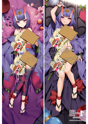 New Shuten Douji - Fate Grand Order Anime Dakimakura Japanese Hugging Body Pillow Cover ADP85029