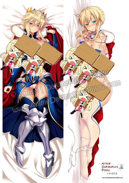 New Saber - Fate Anime Dakimakura Japanese Hugging Body Pillow Cover ADP86003
