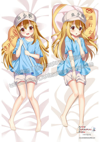 New-Platelet-Cells-at-Work-Anime-Dakimakura-Japanese-Hugging-Body-Pillow-Cover-ADP88043