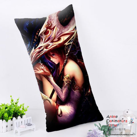 New Rage of Bahamut Anime Dakimakura Rectangle Pillow Cover RPC89 - Anime Dakimakura Pillow Shop | Fast, Free Shipping, Dakimakura Pillow & Cover shop, pillow For sale, Dakimakura Japan Store, Buy Custom Hugging Pillow Cover - 1