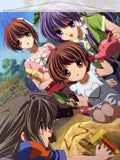 Clannad Japanese Anime Wall Scroll Poster and Banner 8 - Anime Dakimakura Pillow Shop | Fast, Free Shipping, Dakimakura Pillow & Cover shop, pillow For sale, Dakimakura Japan Store, Buy Custom Hugging Pillow Cover - 1