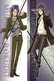 New Reborn Anime Dakimakura Japanese Pillow Cover Reborn9 Male ADP-G109 - Anime Dakimakura Pillow Shop | Fast, Free Shipping, Dakimakura Pillow & Cover shop, pillow For sale, Dakimakura Japan Store, Buy Custom Hugging Pillow Cover - 1