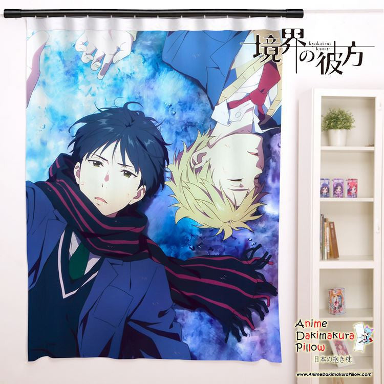 New Kyoukai no Kanata Anime Japanese Window Curtain Door Entrance Room Partition H0091