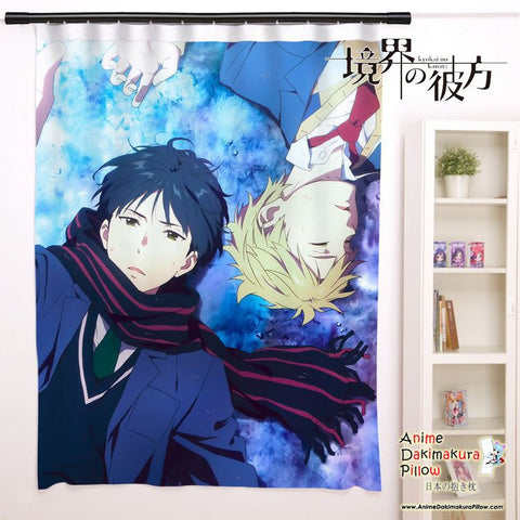 New Kyoukai no Kanata Anime Japanese Window Curtain Door Entrance Room Partition H0091 - Anime Dakimakura Pillow Shop | Fast, Free Shipping, Dakimakura Pillow & Cover shop, pillow For sale, Dakimakura Japan Store, Buy Custom Hugging Pillow Cover - 1