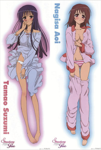 New  Strawberry Panic Anime Dakimakura Japanese Pillow Cover ContestThree5 - Anime Dakimakura Pillow Shop | Fast, Free Shipping, Dakimakura Pillow & Cover shop, pillow For sale, Dakimakura Japan Store, Buy Custom Hugging Pillow Cover - 1