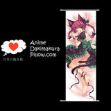 Touhou Project DAKIMAKURA Anime Wall Banner TP47 - Anime Dakimakura Pillow Shop | Fast, Free Shipping, Dakimakura Pillow & Cover shop, pillow For sale, Dakimakura Japan Store, Buy Custom Hugging Pillow Cover - 2