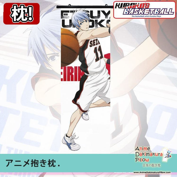 New Kuroko no Basuke Dakimakura Anime Wall Poster Banner Japanese Art Otaku Limited Edition GZFONG093
