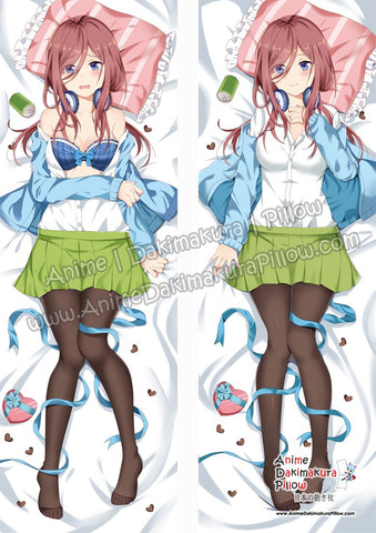 ADP-MIku-Nakano-The-Quintessential-Quintuplets-Anime-Dakimakura-Japanese-Hugging-Body-Pillow-Cover-ADP94042