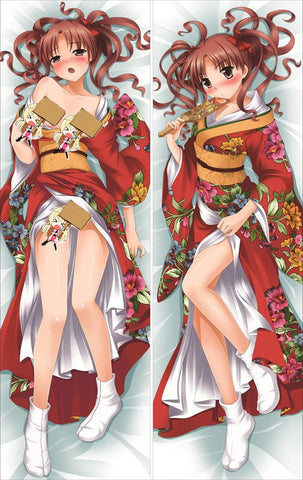 New Toaru Kagaku no Railgun Anime Dakimakura Japanese Pillow Cover TKR5 - Anime Dakimakura Pillow Shop | Fast, Free Shipping, Dakimakura Pillow & Cover shop, pillow For sale, Dakimakura Japan Store, Buy Custom Hugging Pillow Cover - 1