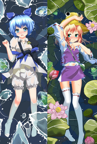 Touhou Project Anime Dakimakura Japanese Pillow Cover ADP34 - Anime Dakimakura Pillow Shop | Fast, Free Shipping, Dakimakura Pillow & Cover shop, pillow For sale, Dakimakura Japan Store, Buy Custom Hugging Pillow Cover - 1