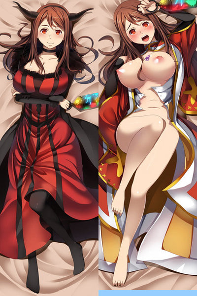 New  Maoyuu Maou Yuusha Anime Dakimakura Japanese Pillow Cover ContestFiftySix17 - Anime Dakimakura Pillow Shop | Fast, Free Shipping, Dakimakura Pillow & Cover shop, pillow For sale, Dakimakura Japan Store, Buy Custom Hugging Pillow Cover - 1