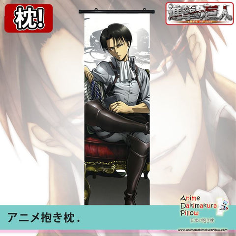 New Attack on Titan Dakimakura Anime Wall Poster Banner Japanese Art Otaku Limited Edition GZFONG099 - Anime Dakimakura Pillow Shop | Fast, Free Shipping, Dakimakura Pillow & Cover shop, pillow For sale, Dakimakura Japan Store, Buy Custom Hugging Pillow Cover - 1