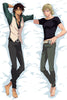 New  Male Tiger & Bunny Anime Dakimakura Japanese Pillow Cover ADP-969 - Anime Dakimakura Pillow Shop | Fast, Free Shipping, Dakimakura Pillow & Cover shop, pillow For sale, Dakimakura Japan Store, Buy Custom Hugging Pillow Cover - 1
