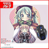 New Hatsune Miku - Vocaloid Anime Ergonomic 3D Mouse Pad Sexy Butt Wrist Rest Oppai GZFONG MP9 - Anime Dakimakura Pillow Shop | Fast, Free Shipping, Dakimakura Pillow & Cover shop, pillow For sale, Dakimakura Japan Store, Buy Custom Hugging Pillow Cover - 1