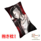 New Uta - Tokyo Ghoul Anime Dakimakura Japanese Rectangle Pillow Cover Custom Designer Ylliart ADC557 - Anime Dakimakura Pillow Shop | Fast, Free Shipping, Dakimakura Pillow & Cover shop, pillow For sale, Dakimakura Japan Store, Buy Custom Hugging Pillow Cover - 1