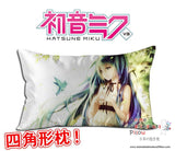 New Hatsune Miku - Vocaloid Anime Waifu Dakimakura Rectangle 40x70cm Pillow Cover GZFONG-09 - Anime Dakimakura Pillow Shop | Fast, Free Shipping, Dakimakura Pillow & Cover shop, pillow For sale, Dakimakura Japan Store, Buy Custom Hugging Pillow Cover - 1